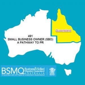 [移民]491簽證 – 昆州小生意州擔保類別(Small Business Owner)
